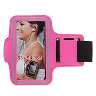 Outdoor Sport Portable Beschermende Armband Case voor Samsung Galaxy S5/S4/S3