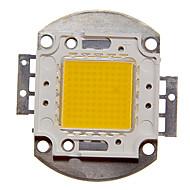 ZDM ™ fai da te 100w alto potere 8000-9000lm luce bianca calda integrato ha condotto il modulo (32-35v)