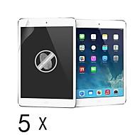 [5 Pack] Protecteur d'écran anti-empreintes digitales de haute qualité pour l'air iPad