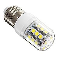 3W G9 / GU10 / E26/E27 Bombillas LED de Mazorca T 27 SMD 5050 170-210 lm Blanco Cálido / Blanco Fresco AC 100-240 V