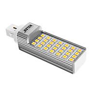 G24 6W 450lm 28x5050smd warmes / kühles weißes Licht führte Maisbirne (AC85-265V)