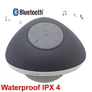 Ny Mini Ultra Portable Vandtæt IPX 4 Stereo Trådløs Bluetooth højttaler (assorterede farver)
