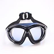 Kuuma räjähdys Frame Anti Fog Frame Aikuinen Mukava Musta, uima-lasit