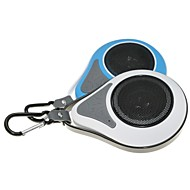 Mini Ultra Portable impermeable IPX 7 altavoces estéreo Bluetooth Wireless (colores surtidos)