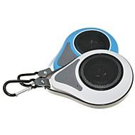 Mini Ultra Portable Vandtæt IPX 7 Stereo Trådløs Bluetooth højttaler (assorterede farver)