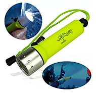 LED Flashlights / Lanterns & Tent Lights / HID Flashlights / Diving Flashlights LED 5 Mode 180 LumensWaterproof / Impact Resistant /
