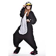 Kigurumi Pijamas nueva Cosplay® / Pingüino Leotardo/Pijama Mono Festival/Celebración Ropa de Noche de los Animales Halloween Negro Retazos