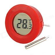 tl8038 외부 감지 라운드 온도 감지기를 포함