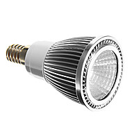 E14 - 5 Spotlights (Warm White 350 lm- AC 100-240