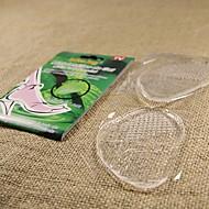 zapatos de tacón alto de silicona instrumento insolesleansing mantenimiento transparente