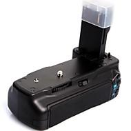 meike® aperto da bateria verticais para Canon EOS 5D mark ii bg-e6