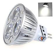 ZHISHUNJIA 3 W 3 250lm LM Natural White Decorative Spot Lights AC 12 V