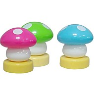 Coway Fashion Small Mushroom Pat LED Night Light(Random Color)