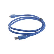 High Speed USB 3.0 Data Transmission Cable for Samsung Galaxy Note3(100cm)