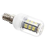 8W E14 LED Corn Lights T 42 SMD 5730 1200 lm Cool White AC 100-240 V