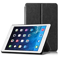 Vouni Manner Series PU Leather Full Body Case with Stand for iPad Air(Assorted Colors)