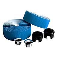 Fahhrad Lenkerband Blau Carbonfaser / PU 1 pair(2 Pcs)-NUCKILY