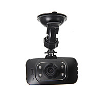 "2.7 ""LCD-scherm 120 ° groothoek Full HD Car Camera DVR Camcorder W / G-Sensor HDMI Motion Detection GS8000L"