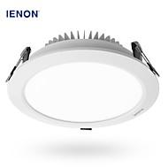 IENON® 18 W SMD 1440-1520 LM Warm White Recessed Retrofit Ceiling Lights AC 100-240 V
