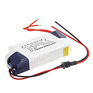 0.3A 19-24w dc 50-90v AC 85-265V külső állandó áram tápegység meghajtó led panel lámpa