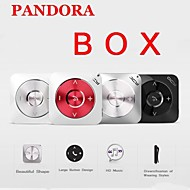 Pandora QY3 Headphone Bluetooth 4.0 In Ear Volume Control With Microphone Stereo for Mobile Phone