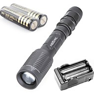 Trustfire® LED Flashlights/Torch / Bike Lights / Lanterns & Tent Lights / HID Flashlights/Torch / Diving Flashlights/Torch 3000 Lumens