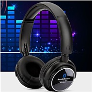 Co-crea SD-8003 Headphone 3.5mm Bluetooth 4.0 Over Ear Hi-Fi Wireless Stereo for Tablet/Phone/PC
