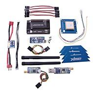APM 2.6 ArduPilot Flight Controller + GPS + 3DR 433 + Minimosd + Current Sensor