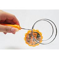 hotteste magiske leketøy gyroskop spinner håndtak super gyro magnetisk spor