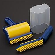 reutilizáveis lavável rolo pegajoso limpador 20x11x5cm