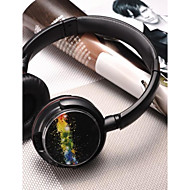 MRH-8803 Wireless Dynamic FM Stereo Radio Sports Foldable Headband Outdoor Headphones Support TF Card