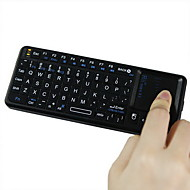Rii RT-MWK01 Mini X1 2.4GHz Wireless Keyboard with Mouse Touchpad  for Android TV Box/PC/IPTV
