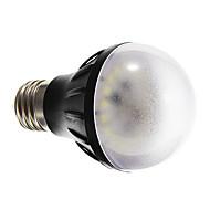 5W E26/E27 LED Globe Bulbs A60(A19) 18 SMD 2835 360-400 lm Warm White / Cool White Decorative AC 220-240 V