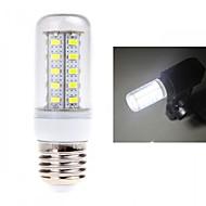 E26/E27 13 W 36 SMD 5730 400LM LM Natural White T Corn Bulbs AC 220-240 V