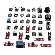 kt0012 37-in-1 sensormodule kit voor Arduino (werkt met officiële Arduino boards)