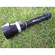 SolarStorm Dx4 U2 Diving Diving Flashlight 4 xcree XML U22 100 Meters 3200 Lumens (2 * 18650 * 26650)