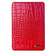 Natusun™ Crocodile Striae Pattern Case for iPad mini 3, iPad mini 2, iPad mini w/ auto sleep function