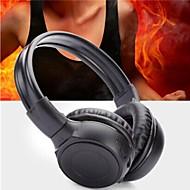 co-crea sd-288 hörlurar 3.5mm trådlös 2.4GHz över örat spel hi-fi för mediaspelare / tablett / mobiltelefon