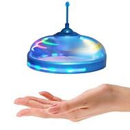 télécommande ovni de soucoupe volante avec couleur aléatoire lumière