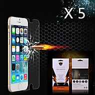 Ultimate Shock Absorption Screen Protector for iPhone 6(5PCS)