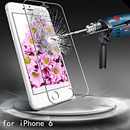 anti-scratch ultra-tynne herdet glass skjermbeskytter for iPhone 6s / 6