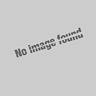 fjqxz Kortærmet cykeltrøje + shorts 3d sommer uv resistent - sort + grøn + hvid