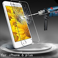 Fingerprint & Water & Oil Resistant Ultra-thin Tempered Glass Screen Protector for iPhone 6 Plus