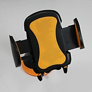 HY-SJ6686 Mount Holder with 52mm to 105mm Width 360 Degree Rotation Phone Holder for iPhone & Cell Phones