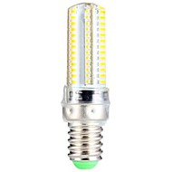 5W E14 LED Corn Lights T 104 SMD 3014 600 lm Warm White AC 220-240 V
