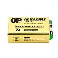 gp bateria de 9v alcalina 6LR61 de uma só vez