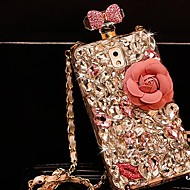 Perfume Bottles Models with Diamond Hard Back for iPhone 5 / 5S
