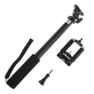 YuanBoTong  Portable Self-Photograph Bracket for Mobile Phone & Digital Camera with Clip