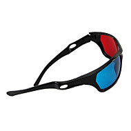 Flying Shadow 3D Stereo Glasses Glasses  Red-Blue 3D Glasses For Television Computer