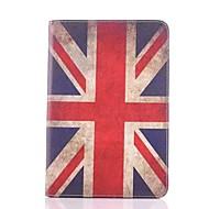 britische flagge Prägung Leder Ganzkörper-Kasten für ipad mini 3, ipad mini 2, ipad mini